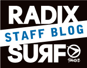 RADIX SURF STAFF BLOG